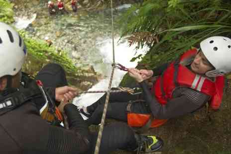 Allout Adventures - Half Day Gorge Walking For One  - Save 50%