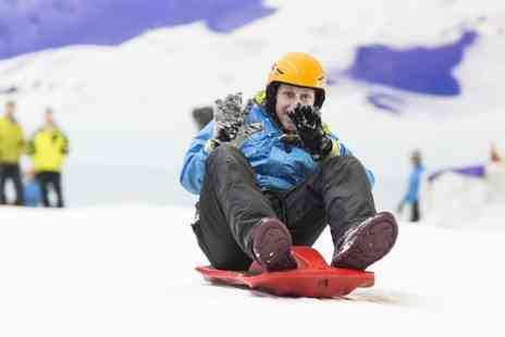 Chill Factore - Snow Park Pass For Two - Save 55%