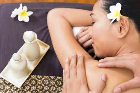 Jays hair and beauty salon - Aromatherapy Massage Plus Manicure, Pedicure or Indian Head Massage  - Save 63%