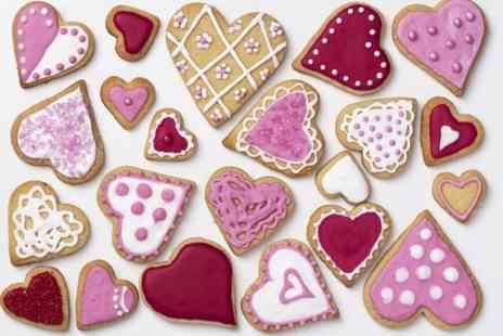 Carroll Cupcake Company - Iced Cookie Decorating Workshop - Save 59%