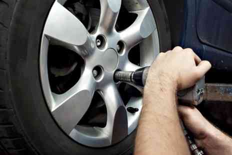 Midlands Alloy wheel refurbishment - For vehicles of any engine size, make and model - Save 50%