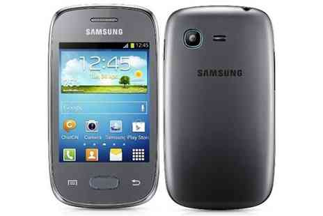 Barmy Bargains - Samsung Galaxy Pocket Neo S5310 Smartphone - Save 61%