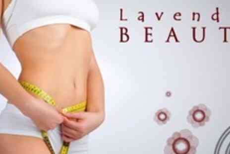 Lavender Beauty - Three Sessions of Laser Lipo at Lavender Beauty - Save 83%