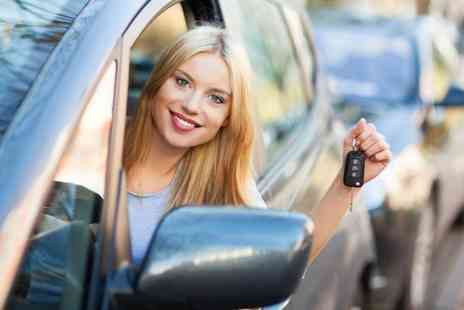 CMSM Driving School - Four hours of beginners driving lessons valid - Save 82%