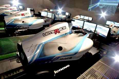 Capsicum Motorsport Simulation - F1 Racing Simulator Experience  - Save 50%