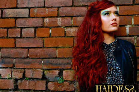 Hairess - Wash Haircut and Blow Dry  - Save 52%