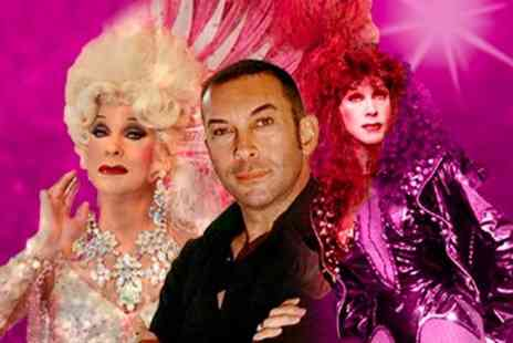 Boulevard - The Fabulous Ceri Dupree Show Tickets For Two  - Save 50%