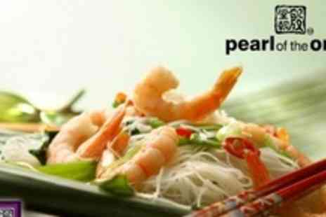 Pearl of the Orient - Two Course Chinese Meal for Two - Save 61%