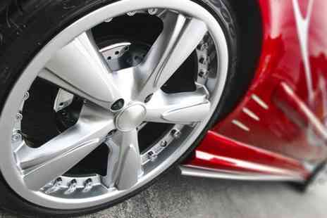 Derby Alloys - Alloy Wheel Refurbishment For One - Save 50%