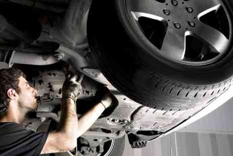 The Garage Mk - Brake Pad Replacement  - Save 58%