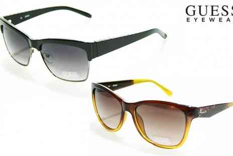 Deal Nation Exclusive - Womens Guess Sunglasses  - Save 75%