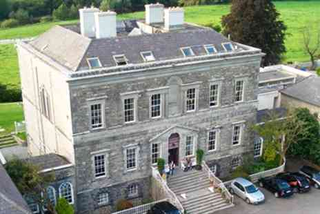 Bellinter House Hotel  -  Two night Gorgeous Irish Country Manor Stay with Dinner - Save 47%