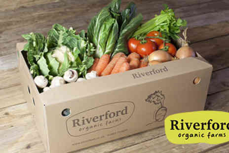 Riverford Organic Farms - Three Deliveries of Organic Vegetable Boxes - Save 50%