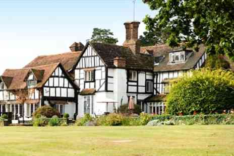 Ghyll Manor - Overnight stay in Sussex Country House Hotel with Dinner - Save 47%