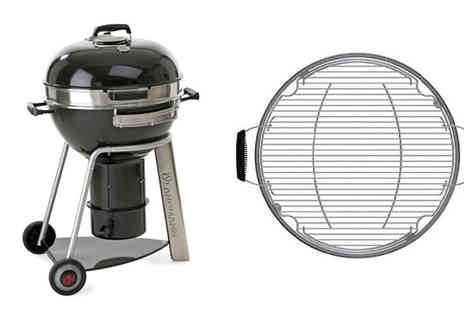 The Electric Incentive Company - Landmann Black Pearl Kettle BBQ with Trolley - Save 40%