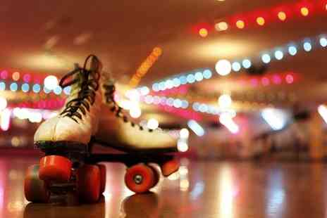 TJH Hospitality Trading - Entry to Roller Disco   - Save 50%