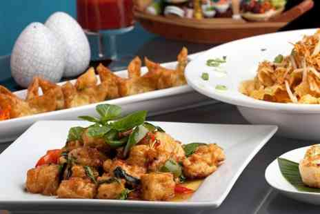 Pure Oriental - Pure Oriental Takeaway Up to Seven Dishes - Save 40%