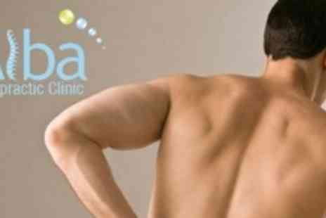 Alba Chiropractic Clinic - Chiropractic Consultation and Spinal Screening With Two Treatment  - Save 81%