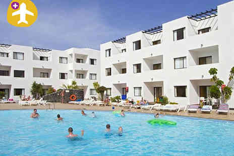 Seasonal Holidays - One night Sunshine Break in Lanzarote with Flights - Save 49%