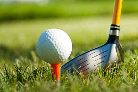 Parley Golf Centre - 18 Holes of Golf with Driving Range Balls for Two - Save 58%
