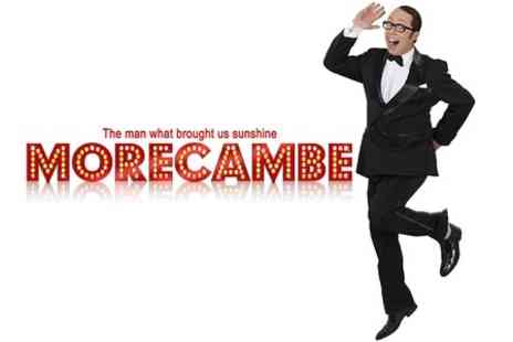 The Orchard Theatre - Ticket  to The Story of Eric Morecambe  - Save 52%