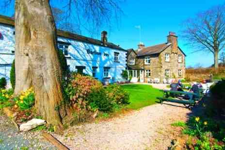 Barbon Inn - Two Nights stay  For Two With Breakfast  - Save 57%