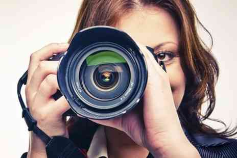 City Photography School - Three Hour Photography Class  - Save 68%