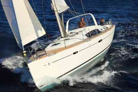 Sailing Europe -  £485 Voucher Towards Minimum 7 Night Sailboat Rental in Croatia - Save 82%