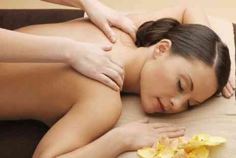 Fiona Oates Beauty Rooms - Back, Neck and Shoulder Massage  - Save 50%