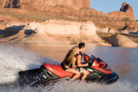 Lagoona Park - Jet Ski Jet Bike or Jet Rib Water Experience for One - Save 20%