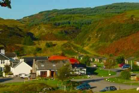 Coligin Country Chalets - Three nights stay at a self catering Inner Hebridean Lodge for 4 people - Save 51%
