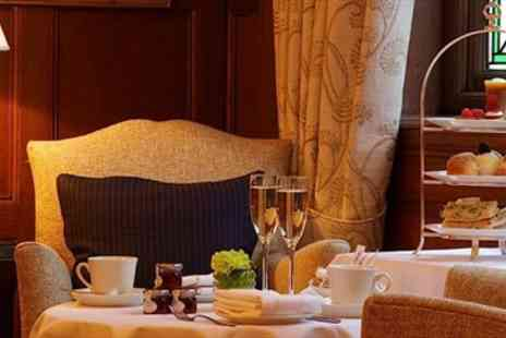The Cadogan -  Afternoon Tea for 2  - Save 41%