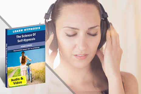 Awake Media Productions - The Science of Self Hypnosis e book and audio guide - Save 72%