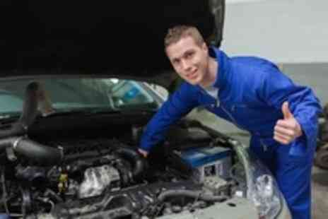Autoworks Car Care - 54 point service plus complimentary aircon & battery check - Save 51%