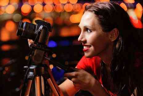 Photography Tours at Night - Year Long Photography Class Membership with Two Workshops and Discounts on Additional Classes - Save 69%