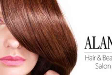 Alana Hair and Beauty - Full Head of Colour Plus Cut, Conditioning Treatment, and Blow Dry - Save 65%