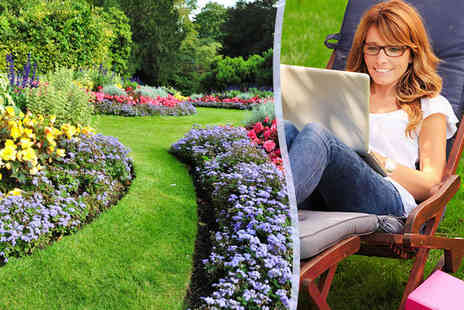 Redeisgn Your Outdoor Space - Garden Design and Landscaping Online Course - Save 95%
