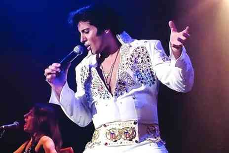 Rotherham Civic Theatre - Two Tickets to The Elvis Years 1954-1977 - Save 50%