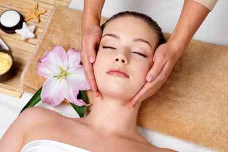 The Corner Rooms - Choice of One Hour Facial - Save 58%