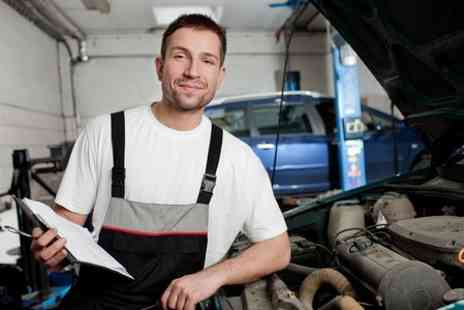 Speedys Wheels and Tyres - Oil Change Service Plus 50 Point Inspection  - Save 67%