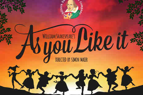 Chiltern Shakespeare Company - Open Air Tickets to As You Like It  - Save 20%