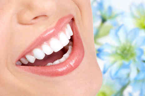 iDental - Upper or lower Six Month Smiles clear braces - Save 70%