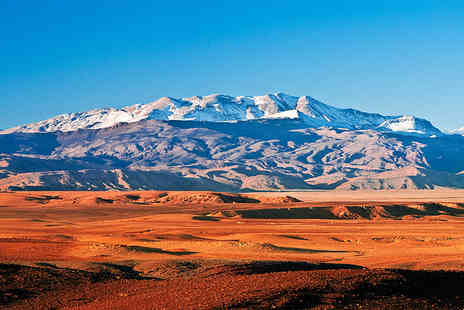 Adventure Alternative - Seven night  in Morocco break for two  - Save 36%