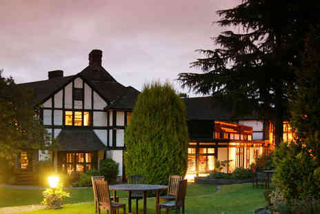 The Legacy Hotel - Two night stay Grandeur in the Surrey Countryside - Save 44%