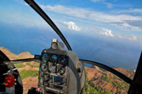 Sloane Helicopters - Helicopter Pleasure Flight for One  - Save 51%