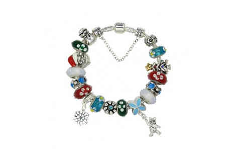 Magic Diamonds - Pandora Style Charm Bracelets - Save 50%