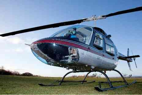 Elite Helicopters - Helicopter Sightseeing Tour  - Save 36%