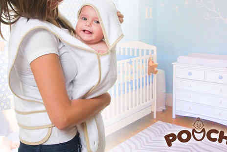 Pouchi - Make bathtime a pleasurable experience for you and your little one with pouchi  - Save 50%
