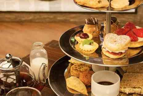 Chaiholics - Chai Afternoon Tea For Two  - Save 47%