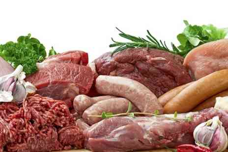 Mooneys Butchers  - BBQ  or Family Sized Meat Pack  - Save 50%